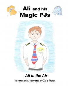Ali and His Magic Pjs: Ali in the Air