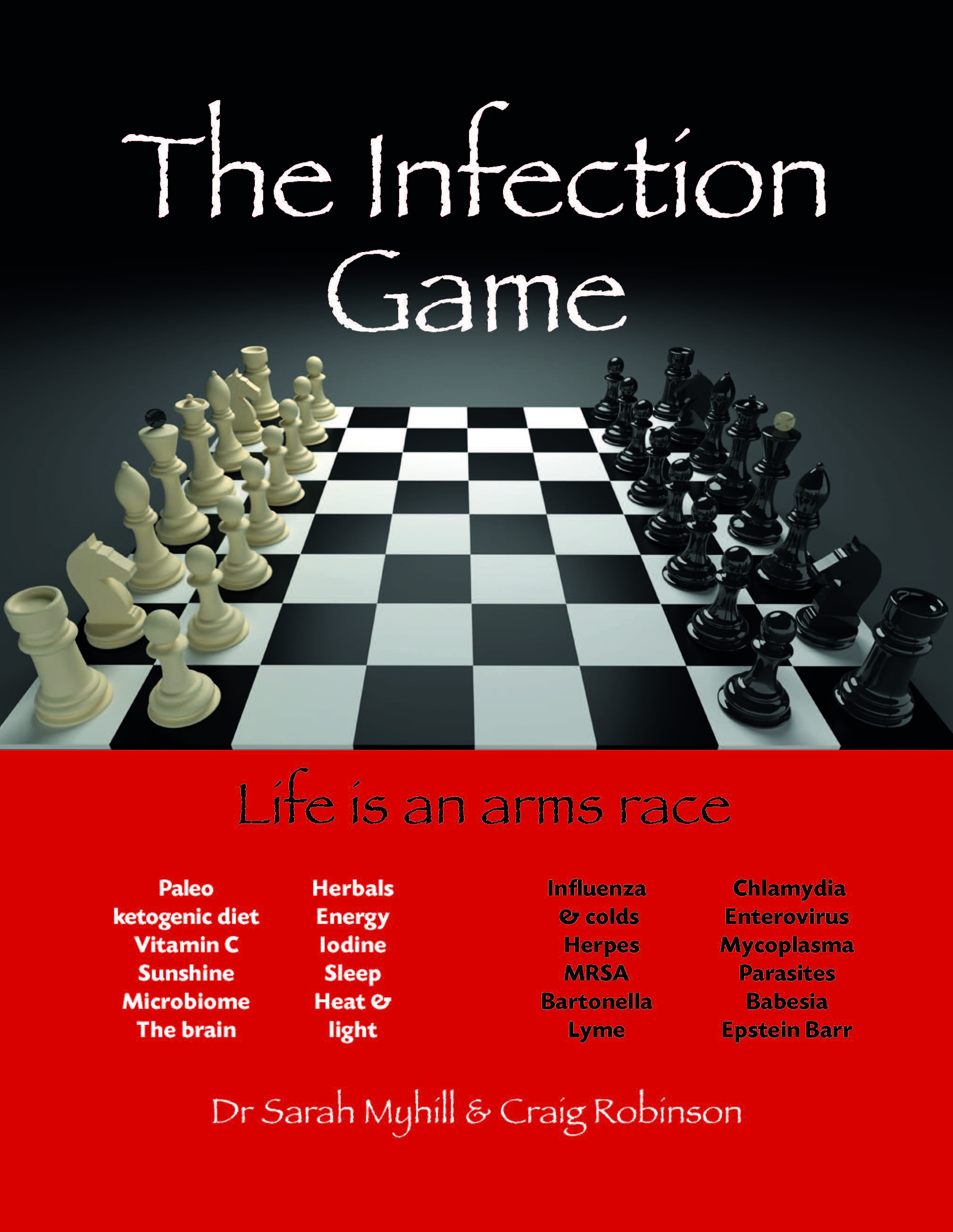 The Infection Game - Peoples Book Prize