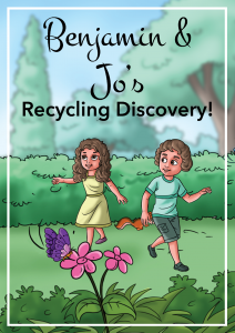 Ben and Jo Discover Recycling