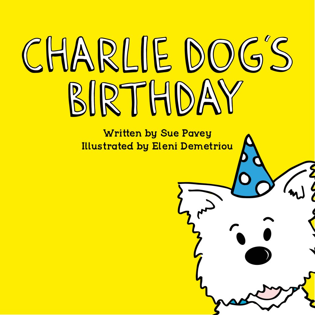 charlie dogs birthday