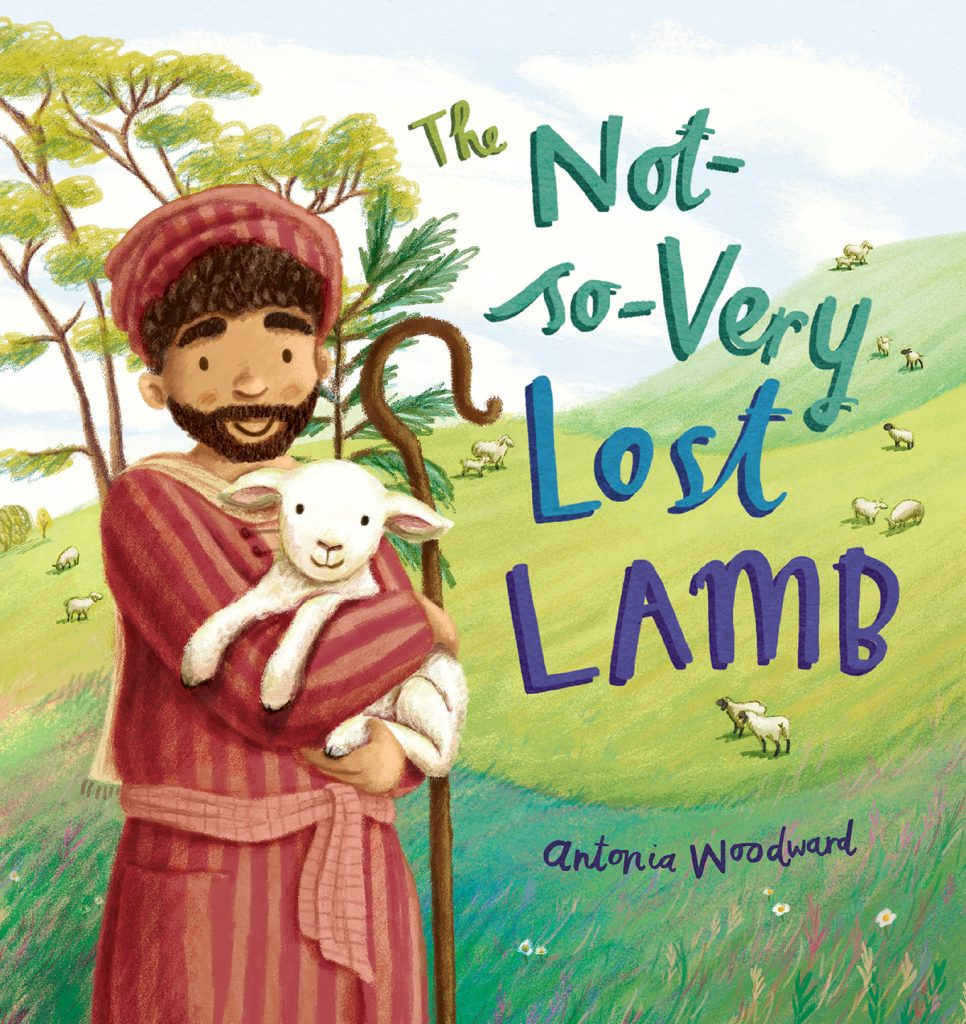 the not so very lost lamb