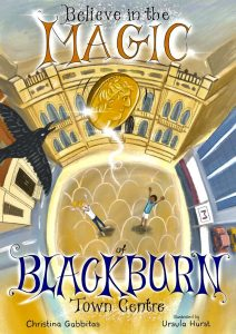 Believe In The Magic of Blackburn