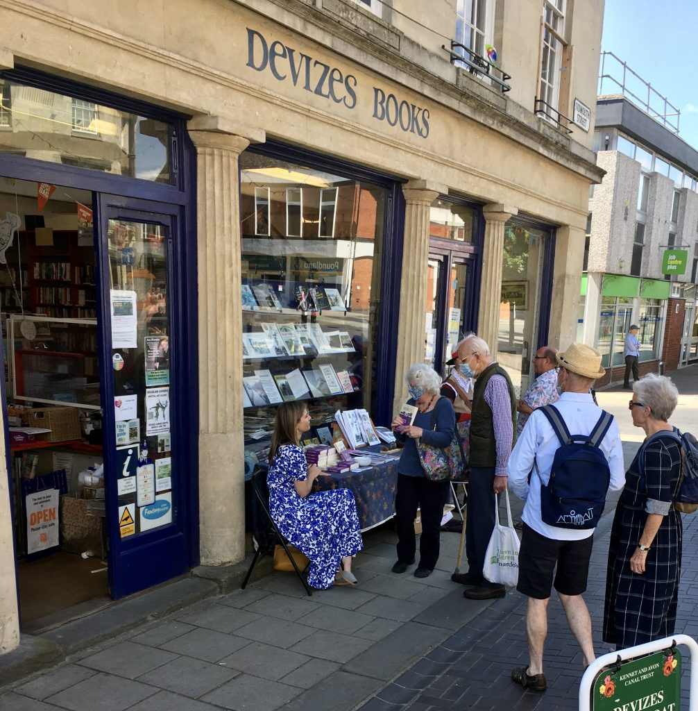 Devizes-Books-book-signing-5th-June-2021