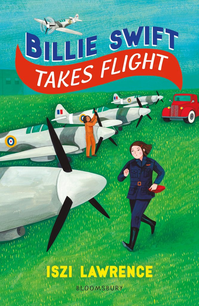 Billie-Swift-Takes-Flight-Front-Cover